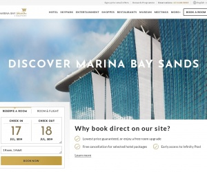 Hotel Jobs with Marina Bay Sands