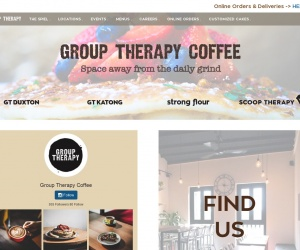 Job at Group Therapy Coffee
